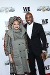 Raven-Symoné and Datari Turner  WE TV's Growing Up Hip Hop Premiere Party Held at Haus