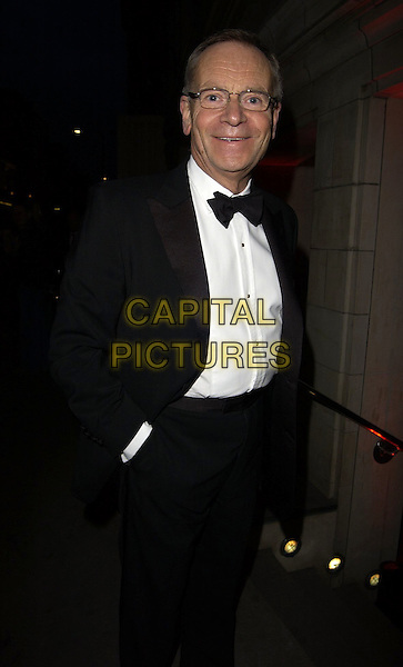 JEFFREY ARCHER.The Royal Court Theatre 50th Anniversary Gala Party, Titanic Nightclub, London, UK..April 26th, 2006.Ref: CAN.half length black tuxedo.www.capitalpictures.com.sales@capitalpictures.com.©Capital Pictures
