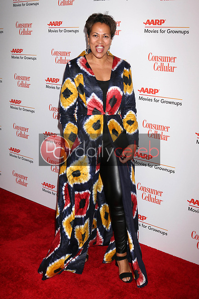 Robin Burgess<br /> at the AARP Movies for Growups Awards, Beverly Wilshire Hotel, Beverly Hills, CA 02-04-19<br /> David Edwards/DailyCeleb.com 818-249-4998