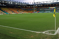 A general view of the ground during Norwich City vs Chelsea, Emirates FA Cup Football at Carrow Road on 6th January 2018