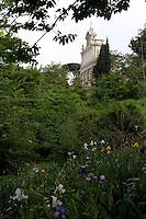 Orto Botanico di Roma. The Botanical Gardens in Rome.