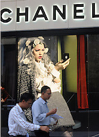 A Chanel outlet, Kuala Lumpur, Malaysia,<br />