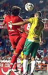 America de Cali vs Real Cartagena: 2-1 * 23/11/2011 *