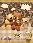 Alfredo, CHILDREN BOOKS, BIRTHDAY, GEBURTSTAG, CUMPLEAÑOS, paintings+++++,BRTOXX07129CP,#BI# ,teddy bears