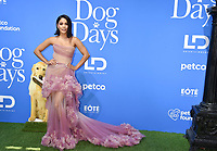 CENTURY CITY, CA - AUGUST 05:  Vanessa Hudgens attends the premiere of LD Entertainment's 'Dog Days' at Westfield Century City on August 5, 2018 in Century City, California.<br /> CAP/ROT<br /> &copy;ROT/Capital Pictures