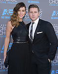 Charlie Webster, Allen Leech<br />  attends The 20th ANNUAL CRITICS&rsquo; CHOICE AWARDS held at The Hollywood Palladium Theater  in Hollywood, California on January 15,2015                                                                               &copy; 2015 Hollywood Press Agency