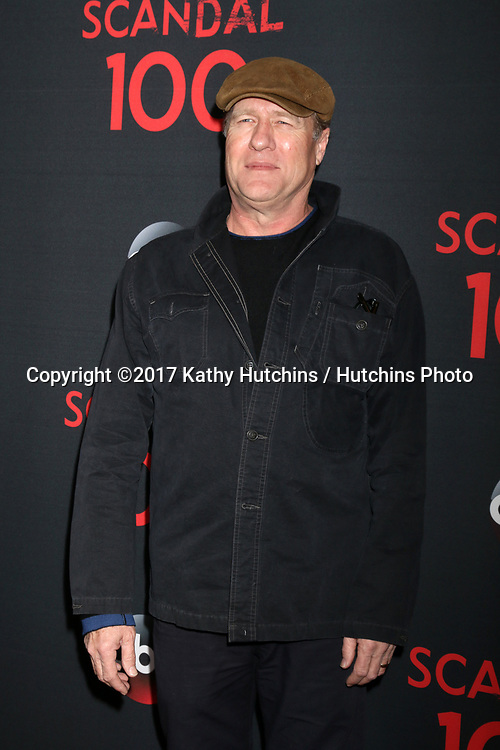 "LOS ANGELES - APR 8:  Gregg Henry at the ""Scandal"" 100th Show Party at Fig & Olive Resturant on April 8, 2017 in West Hollywood, CA"
