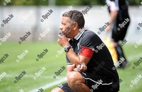 2015-07-18 / Voetbal / seizoen 2015-2016 / KFC Sint-Lenaarts / Carl Meseure<br /><br />Foto: Mpics.be