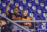 ,durante el partido de desempate italia vs Venezuela, World Baseball Classic en estadio Charros de Jalisco en Guadalajara, Mexico. Marzo 13, 2017. (Photo: AP/Luis Gutierrez)
