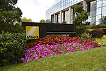 Nikon USA Corportate Headquarters sgn, Melville, Long Island, New York, on August 18, 2014