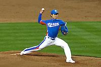 21 March 2009: #28 Suk Min Yoon of Korea pitches against Venezuela during the 2009 World Baseball Classic semifinal game at Dodger Stadium in Los Angeles, California, USA. Korea wins 10-2 over Venezuela.