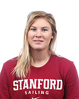 Stanford, CA - September 20, 2019: Hallie Sciffman, Athlete and Staff Headshots