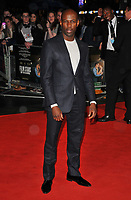 David Gyasi at the &quot;Film Stars Don't Die in Liverpool&quot; 61st BFI LFF Mayfair Hotel gala, Odeon Leicester Square, Leicester Square, London, England, UK, on Wednesday 11 October 2017.<br /> CAP/CAN<br /> &copy;CAN/Capital Pictures