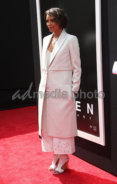17 May 2017 - Hollywood, California - Carmen Ejogo. Sir Ridley Scott Hand And Footprint Ceremony. Photo Credit: AdMedia