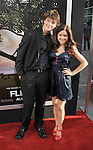 "HOLLYWOOD, CA. - July 26: Israel Broussard and Ariel Winter arrive at the ""Flipped"" Los Angeles Premiere at ArcLight Cinemas Cinerama Dome on July 26, 2010 in Hollywood, California."