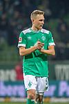01.12.2018, Weser Stadion, Bremen, GER, 1.FBL, Werder Bremen vs FC Bayern Muenchen, <br /> <br /> DFL REGULATIONS PROHIBIT ANY USE OF PHOTOGRAPHS AS IMAGE SEQUENCES AND/OR QUASI-VIDEO.<br /> <br />  im Bild<br /> <br /> entt&auml;uscht / enttaeuscht / traurig / Niederlage<br /> Ludwig Augustinsson (Werder Bremen #05)6<br /> <br /> Foto &copy; nordphoto / Kokenge