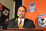 12 April 2012: Carolina broadcaster Dean Linke emceed the event. The Carolina RailHawks held a Fan Forum at Backyard Bistro in Raleigh, NC.