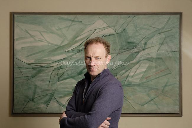 Jon Kalman Stefansson, Icelandic writer.