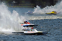 "Cal Phipps, GNH-41 , Joe Kreitzer, GNH-515 ""One Way"" , Dan Walls, GNH-68 and Kevin Lacey, GNH-52 ""Wanna Bee"" (Grand National Hydroplane(s)"