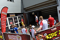 Kids zone during Stevenage vs Tranmere Rovers, Sky Bet EFL League 2 Football at the Lamex Stadium on 4th August 2018