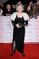 Elizabeth Estensen at the National Television Awards 2018 at the O2 Arena, Greenwich, London, UK. <br /> 23 January  2018<br /> Picture: Steve Vas/Featureflash/SilverHub 0208 004 5359 sales@silverhubmedia.com