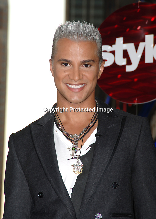 Jay Manuel ..arriving at The Conde Nast Media Group's Third Annual Live Fashion Rocks Concert at Radio City Music Hall on September 7, 2006. ..Robin Platzer, Twin Images