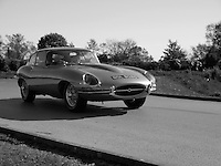 E-Type Jaguar Sports Cars - 1965
