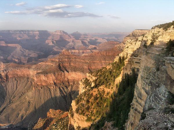 Photography taken at the Grand Canyon, Arizona 2011.