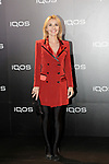 Cayetana Guillen Cuervo attends to IQOS3 presentation at Palacio de Cibeles in Madrid. February 10,2019. (ALTERPHOTOS/Alconada)