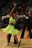 International Championships held in Brentwood Centre, Brentwood, United Kingdom. Tuesday, 13. October 2009. ATTILA VOLGYI<br /> Published on DanceSport Info do not copy!