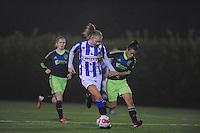 VOETBAL: HEERENVEEN: Sportpark Skoatterwâld, 18-12-2012, Damesvoetbal, SC Heerenveen, ©foto Martin de Jong