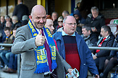 5th November 2017, Damson Park, Solihull, England; FA Cup first round, Solihull Moors versus Wycombe Wanderers; Solihull Moors fans arriving before the game