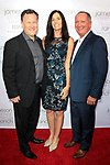 BEVERLY HILLS - DEC 2: Steve Nordhoff, Laurie Gray, Dean Gray at the Jameson Animal Rescue Ranch Presents NapaWood - A Benefit For The Animals Of Napa Valley at a Private Residence on December 2, 2017 in Beverly Hills, California