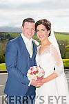 Caroline McCarthy, Oakpark Tralee, Daughter of Pat and Mary McCarthy, and Damien Lyons, Tralee, son of Pat and Marian Lyons were Married at St. Brendan's Church Tralee, by Fr. Padraig Walsh on Friday 6th May 2016 with a reception at Ballyroe Heights Hotel