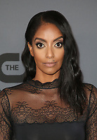 BEVERLY HILLS, CA - AUGUST 4: Azie Tesfai, at The CW's Summer TCA All-Star Party at The Beverly Hilton Hotel in Beverly Hills, California on August 4, 2019. <br /> CAP/MPI/FS<br /> ©FS/MPI/Capital Pictures