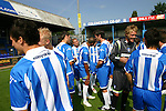 Colchester United Pre Season, 01/08/2006. Layer Road, Championship. Photo by Tony Davis.