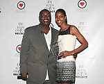 DJ Jon Quick and Maya Haile Attend Beauty and the Beat Vol 2: Heroines for Haiti Hosted by Actress Bobbi Baker-James With DJ Jon Quick Select, The Hip Hop Loves Foundation and Love No Limit Honoring Model Maya Haile, Doris Haircare CEO Marlene Duperley, JRT Multimedia LLC Founder Jocelyn Taylor, Lamb to a Lion Productions CEO Setor Attipoe, Wagner Wolf Publishing CEO and Author Shermian P. Daniel, MD, Cute Beltz Clothing Company Owner Kristen Stevens, Johnny Vincent Swimwear Owner and Chief Designer Celeste Johnny and Visual Artist and Hip Hop Loves Boxing Programs in NYC and LA Founder Vanessa Chakour - Music by DJ Vidal, DJ CEO and DJ Jon Quick Held at Cielo, New York 3/25/2011