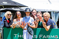 Western Australia make some noise during the Prizegiving for the Horselands CCI2*. 2018 AUS-Mitsubishi Motors Australian International 3 Day Event. Sunday 18 November. Copyright Photo: Libby Law Photography