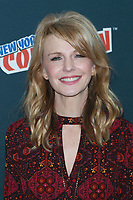 NEW YORK, NY - OCTOBER 7: Kathryn Morris at NBC&rsquo;S new midseason  drama &ldquo;REVERIE&rdquo; at New York Comic Con on October 7, 2017 in New York City.   <br /> CAP/MPI/DC<br /> &copy;DC/MPI/Capital Pictures