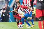 Nicolas Gaitan of Atletico de Madrid in action during their La Liga match between Atletico de Madrid vs Athletic de Bilbao at the Estadio Vicente Calderon on 21 May 2017 in Madrid, Spain. Photo by Diego Gonzalez Souto / Power Sport Images