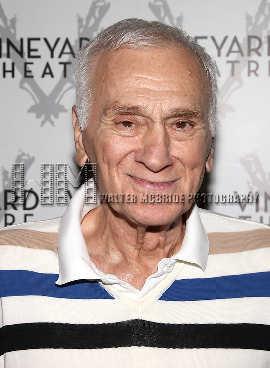 Dick Latessa.attending the Opening Night Performance Reception for Nicky Silver's 'The Lyons' at the Vineyard Theatre in New York City.