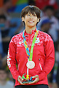 Ami Kondo (JPN), <br /> AUGUST 6, 2016 - Judo : <br /> Women's -48kg Medal Ceremony <br /> at Carioca Arena 2 <br /> during the Rio 2016 Olympic Games in Rio de Janeiro, Brazil. <br /> (Photo by YUTAKA/AFLO SPORT)