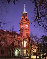 Town Hall<br /> Bendigo