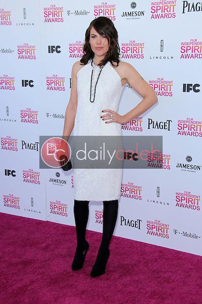 Clea Duvall<br /> at the 2013 Film Independent Spirit Awards, Private Location, Santa Monica, CA 02-23-13<br /> David Edwards/DailyCeleb.com 818-249-4998