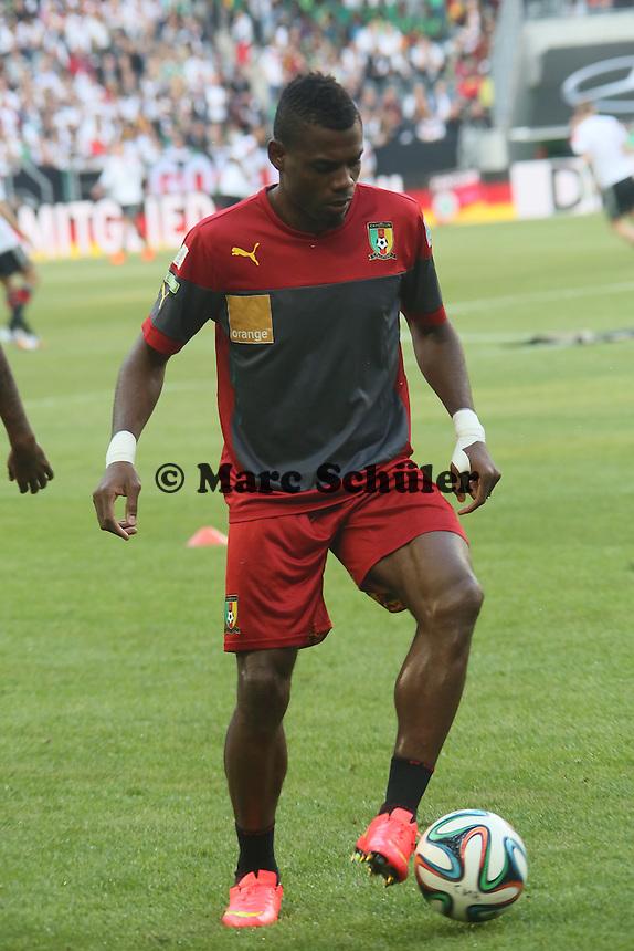 Henri Bedimo (CAM) - Deutschland vs. Kamerun, Mönchengladbach