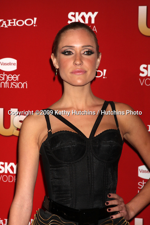 Kristin Cavallari.arriving at the 2009 US Weekly Hot Hollywood Party.Voyeur.West Hiollywood,  CA.November 18, 2009.©2009 Kathy Hutchins / Hutchins Photo.