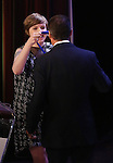 Lena Dunham, Richard Plepler  during the presentation of the 2013 Actors Fund Annual Gala honoring Robert De Niro at the Mariott Marquis Hotel in New York on 4/29/2013...
