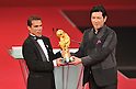 (L to R)  Leandro Domingues (Reysol), Tetsuya Bessho, DECEMBER 5, 2011 - Football : 2011 J.League Awards at Yokohama Arena, Kanagawa, Japan. (Photo by Atsushi Tomura/AFLO SPORT) [1035]