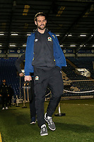 Blackburn Rovers' Charlie Mulgrew arriving at the stadium<br /> <br /> Photographer Andrew Kearns/CameraSport<br /> <br /> The EFL Sky Bet League One - Portsmouth v Blackburn Rovers - Tuesday 13th February 2018 - Fratton Park - Portsmouth<br /> <br /> World Copyright &copy; 2018 CameraSport. All rights reserved. 43 Linden Ave. Countesthorpe. Leicester. England. LE8 5PG - Tel: +44 (0) 116 277 4147 - admin@camerasport.com - www.camerasport.com