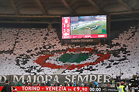 Juventus Supporters befare  the  Coppa Italia ( Tim Cup) final soccer match,  Ac Milan  - Juventus Fc       at  the Stadio Olimpico in Rome  Italy , 09 May 2018